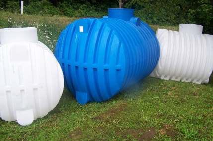 Zbiralnik deževnice zmanjša porabo vode iz vodovoda